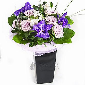 Студийные фото с цветами